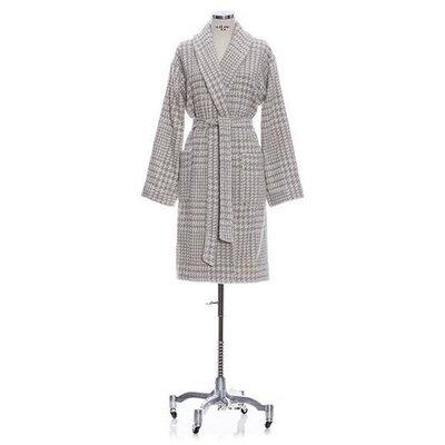 Chism Shawl Collar Cotton Bathrobe Size: Medium