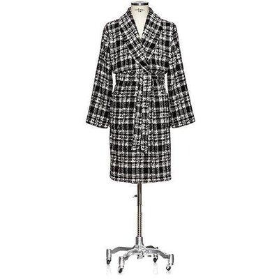 Chism Shawl Collar Cotton Bathrobe Size: Small