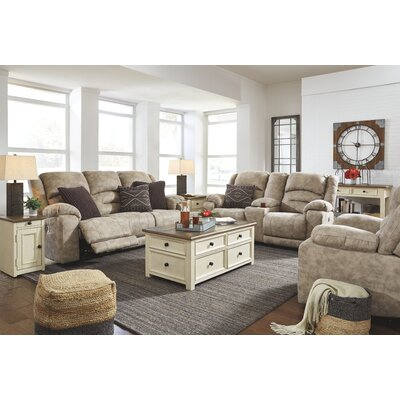Zenobia Configurable Living Room Set