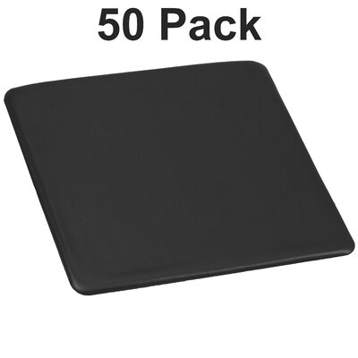 Replacement Seat Cushion Color: Black