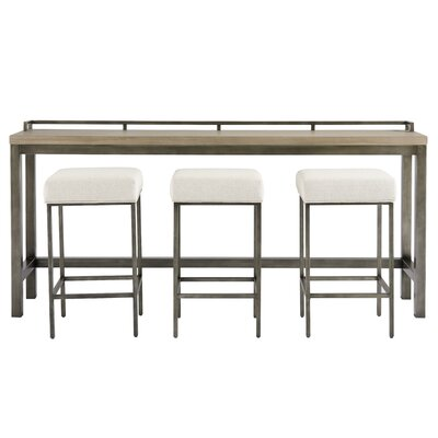 Susan Console Table and Stool Set