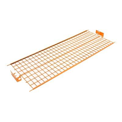 """1"""" H x 60"""" W Wire Shelf for Rolling Z-Rack"""