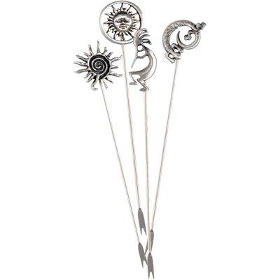 Vanscoy 4 Piece Specialty Fork Set