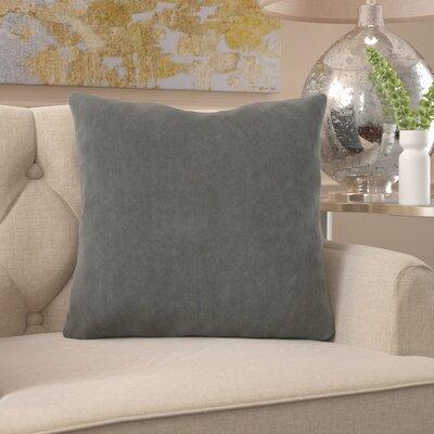 "Jordon Designer Pillow Size: 24"" x 24"", Fill Material: 95/5 Feather/Down"
