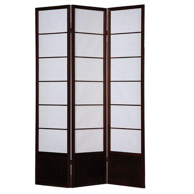 Queens Shoji 3 Panel Room Divider