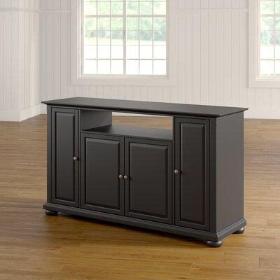 "Morris 60"" TV Stand Color: Black"