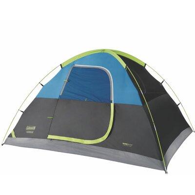 Sundome 4 Person Tent Color: Blue/Green