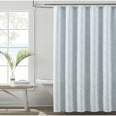 Efrain Cotton Shower Curtain