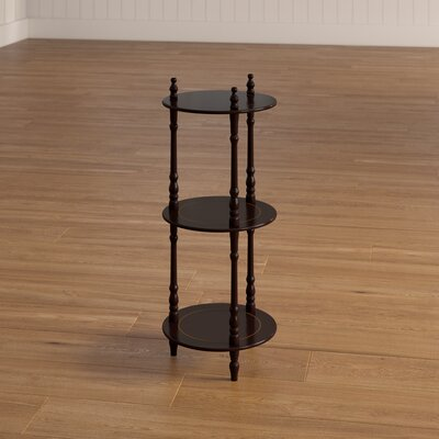 Stevyn Multi-Tiered Plant Stand Color: Cherry