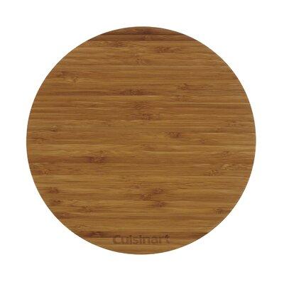 Bamboo Round Board
