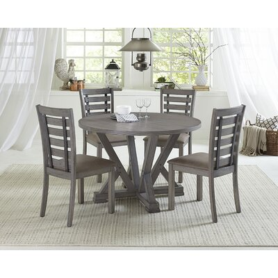 Keely 5 Piece Dining Set