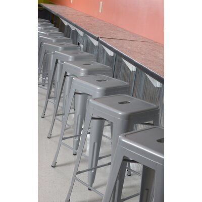 "Bizzell 26"" Bar Stool"