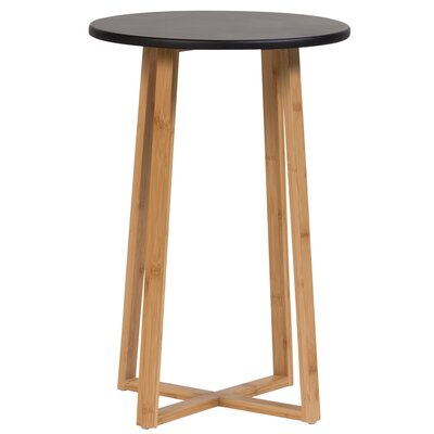 Bronson Plant Table Color: Black