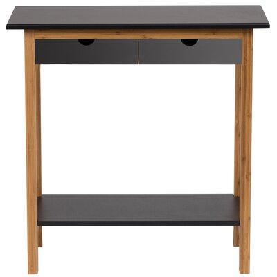 Bollinger Console Table Color: Black