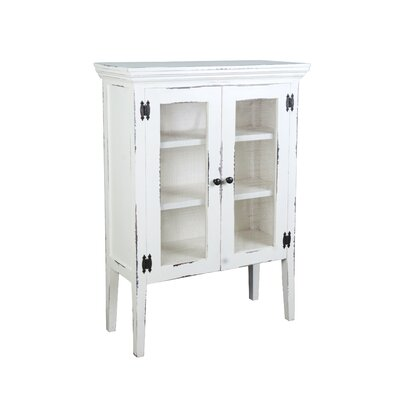 Luz 2 Door Accent Cabinet