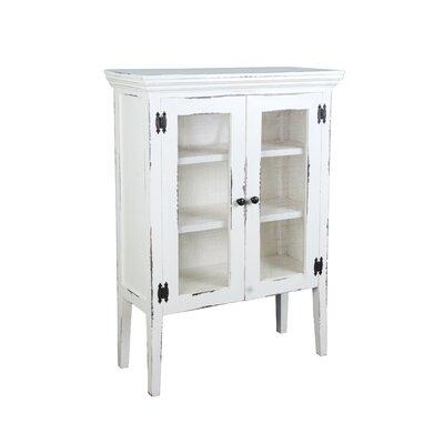 Luz 2 Door Accent Cabinet