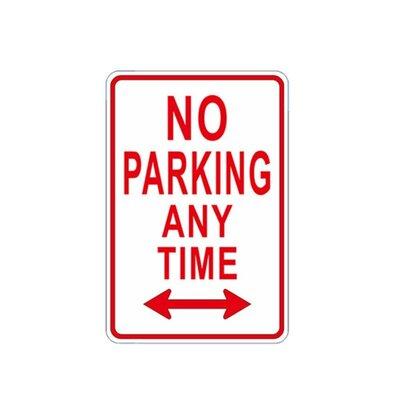 Find For Aluminum No Parking Metal Sign Furniture Better