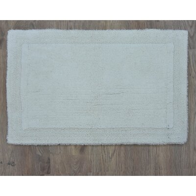 Lachlan Reversible Cotton Bath Rug