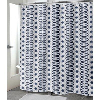 """Hodnett Shower Curtain Size: 72"""" H x 70"""" W"""