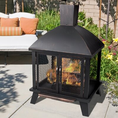 Pleasant Hearth Outdoor Fireplaces 1 Top Deals For Pleasant Hearth