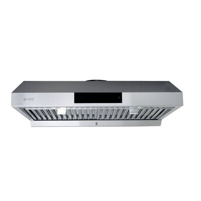 "30"" 860 CFM Ducted Under Cabinet Range Hood"