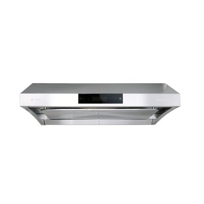 "30"" 950 CFM Ducted Under Cabinet Range Hood"