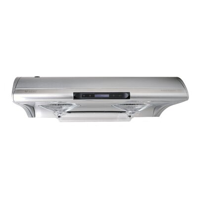 "30"" 750 CFM Ducted Under Cabinet Range Hood"