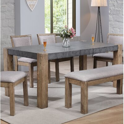 Huang Extendable Dining Table