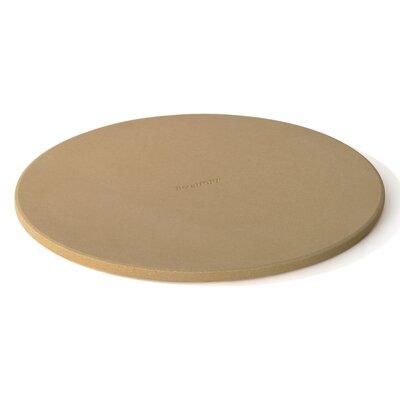 9 Pizza Stone Color: Beige