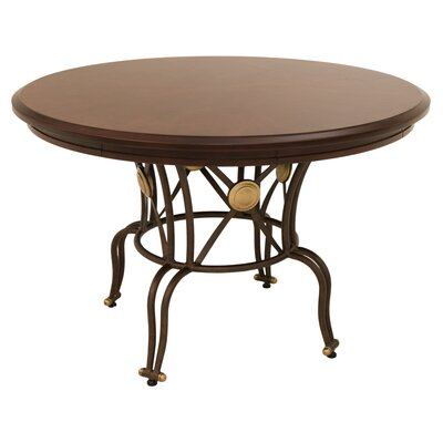 "Michaud Dining Table Size: 30"" H x 48"" W x 48"" D"