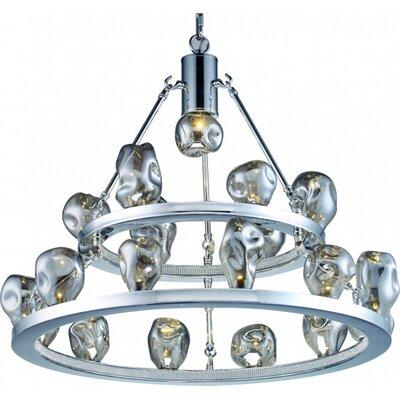 Baber 19-Light LED Novelty Chandelier