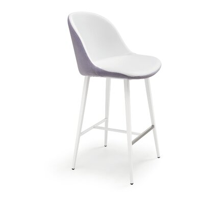 "Sonny 25.6"" Bar Stool Seat Height: 25.6"