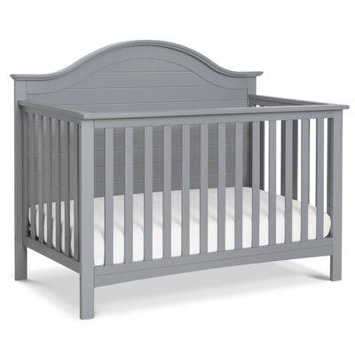 Nolan 4-in-1 Convertible Crib Color: Gray