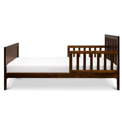 Benji Toddler Bed Bed Frame Color: Espresso