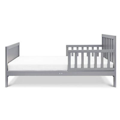 Benji Toddler Bed Bed Frame Color: Gray