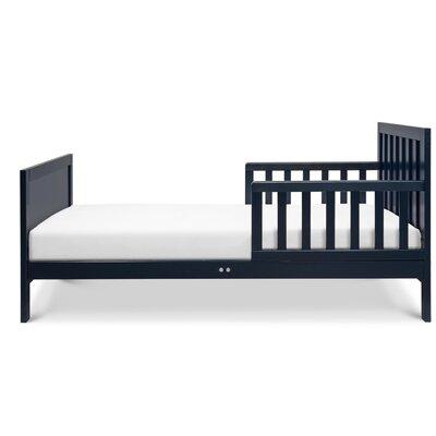 Benji Toddler Bed Bed Frame Color: Navy Blue