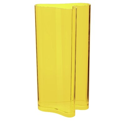 Casa Acrylic Nuvola Umbrella Stand Color: Yellow