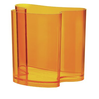 Casa Isola Magazine Rack Finish: Orange