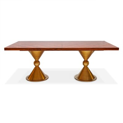 Caracas Dining Table - Rosewood