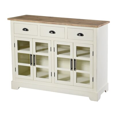 Gemma 4 Door Accent Cabinet