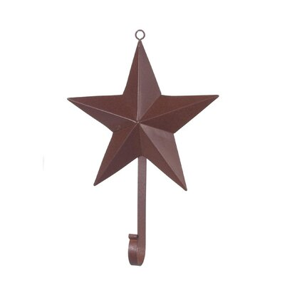 Cristopher 3D Star Wall Hook