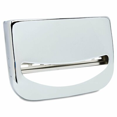 "11.25"" Toilet Seat Cover Dispenser in Satin Finish"