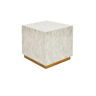 Cube Accent Stool