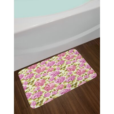 Organze Shabby Elegance Bath Rug