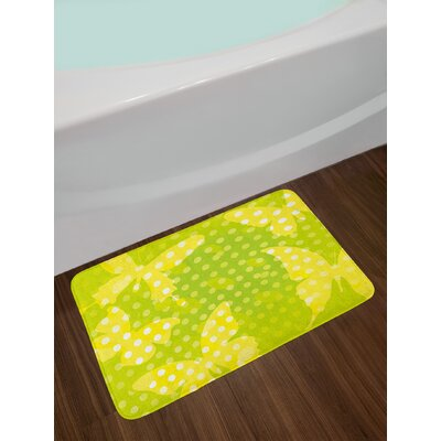 Modern Digital Bath Rug