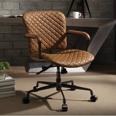 Kane Genuine Leather Executive Chair
