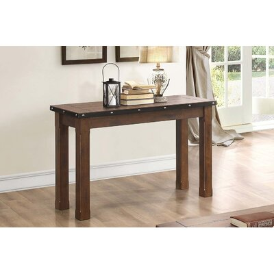 Anouk Wooden Console Table