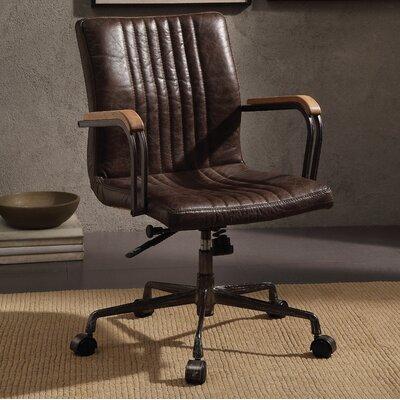 Xander Genuine Leather Executive Chair