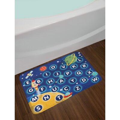 Kid's Activity Bath Rug