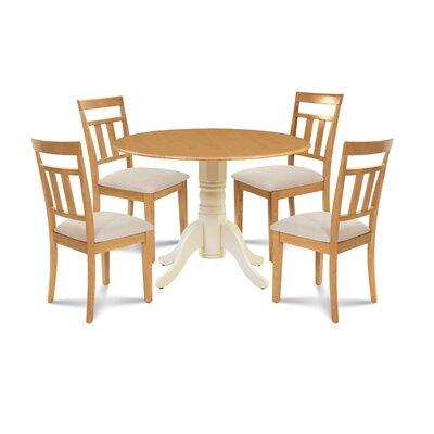 Damon 5 Piece Drop Leaf Dining Set